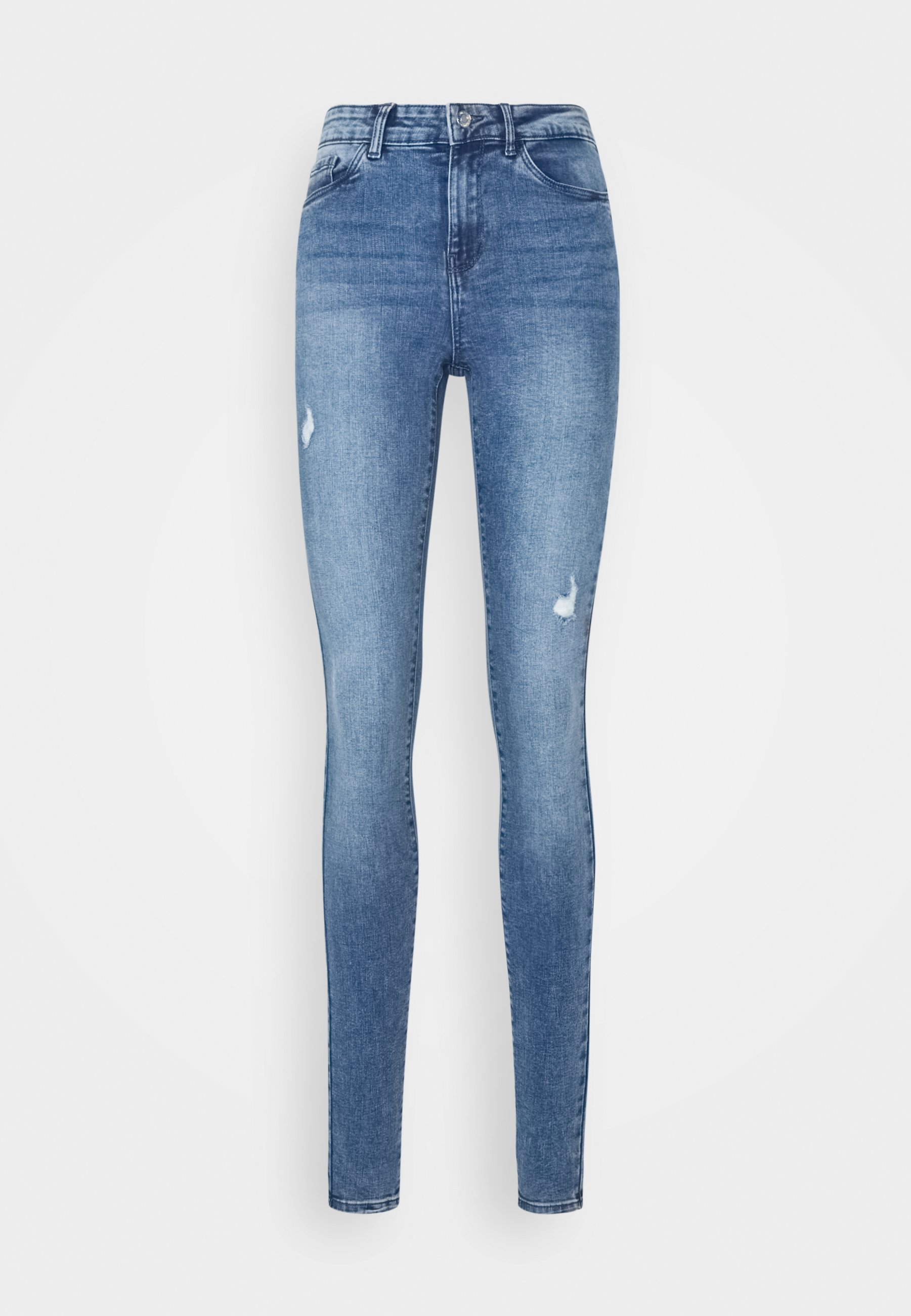 Women VMSEVEN MR - Jeans Skinny Fit