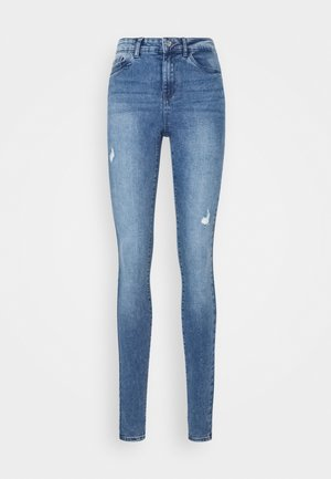 VMSEVEN MR - Jeans Skinny Fit - light blue denim