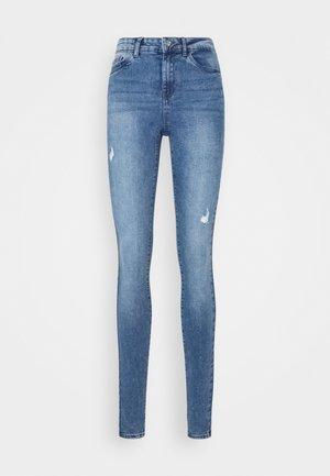 VMSEVEN MR - Skinny džíny - light blue denim