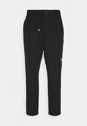 PULL ON PANT - Broek - black