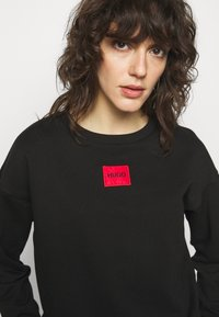 HUGO - NAKIRA - Sweatshirt - black - 3