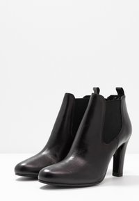Bianca Di - High heeled ankle boots - nero - 4