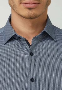 OLYMP Level Five - SLIM FIT - Shirt - marineblau - 2