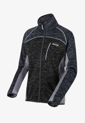 LANEY - Fleece jacket - slgrey onyxg