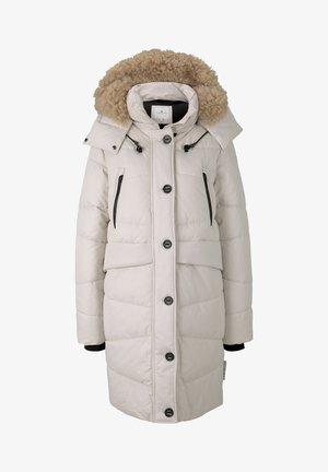 Winter coat - dusty alabaster
