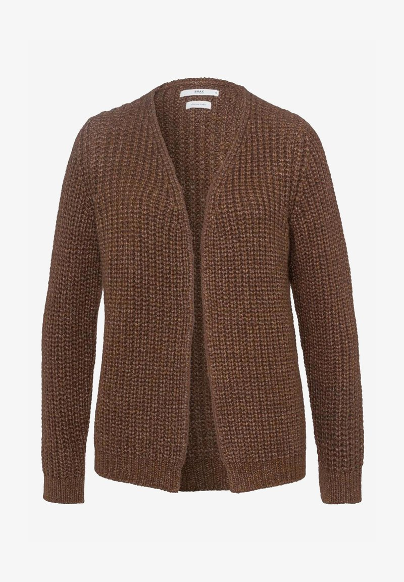 BRAX - Cardigan - brown