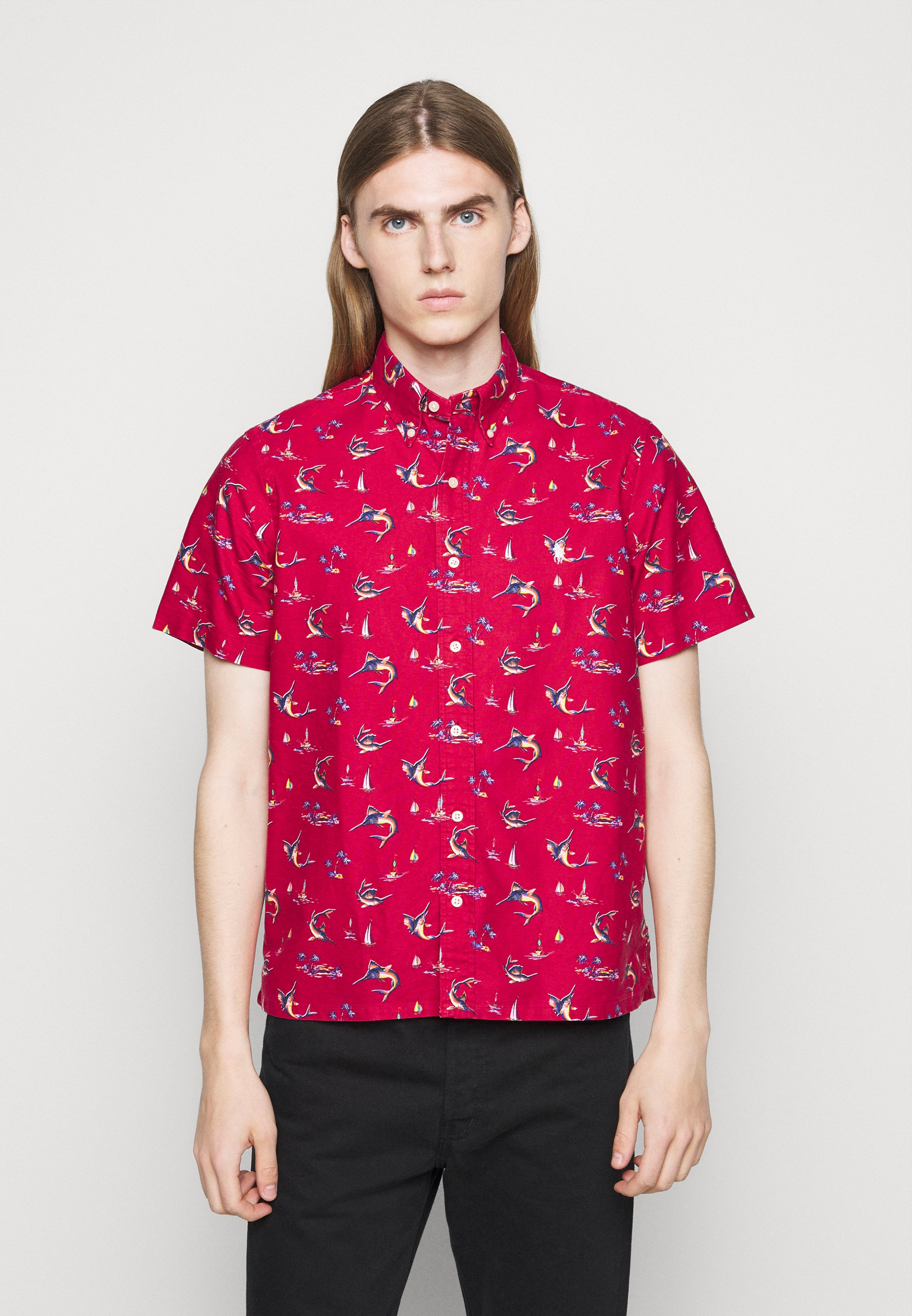 Homme PRINTED OXFORD - Chemise