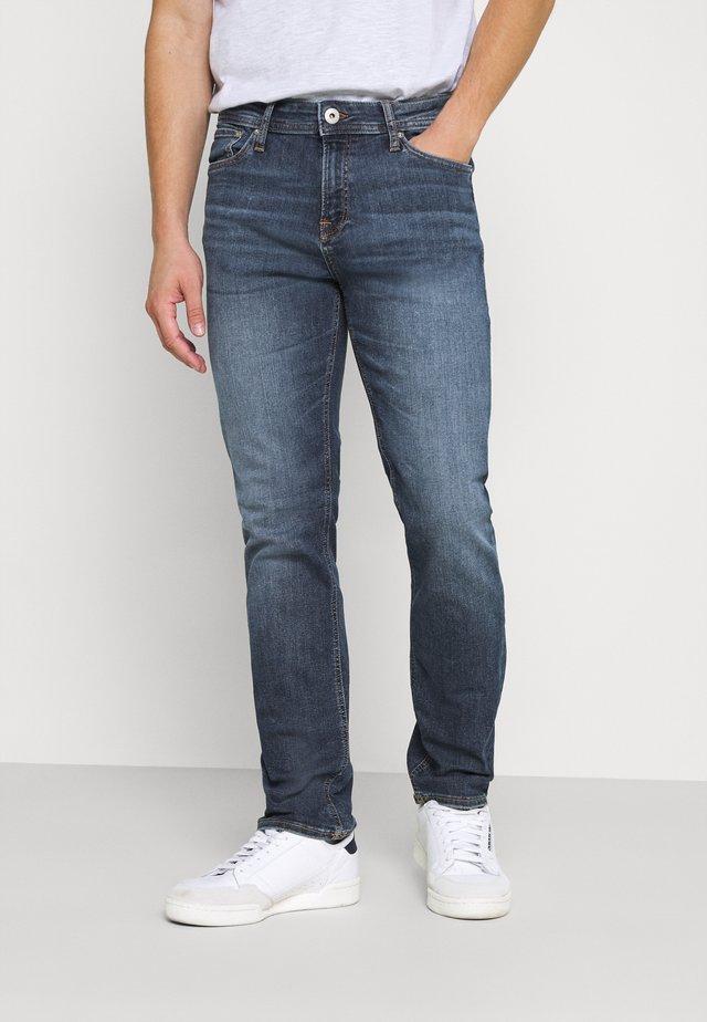 JJICLARK JJORIGINAL - Jeans Slim Fit - blue denim