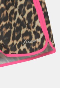 Claesen's - GIRLS  - Swimming shorts - brown panther - 2