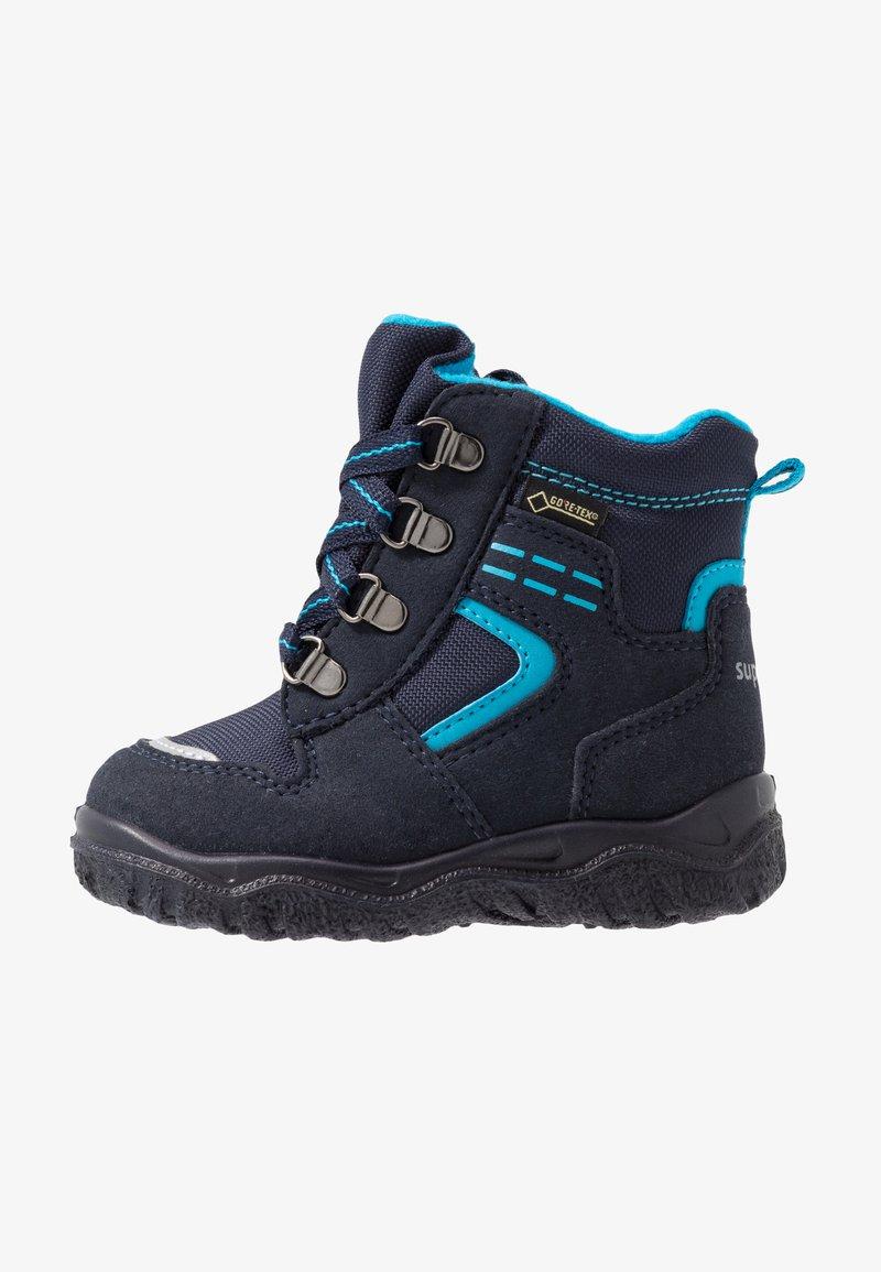 Superfit - HUSKY - Winter boots - blau