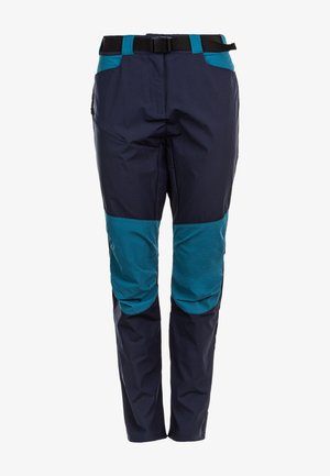 OUTDOORHOSE  - Trousers - blue coral