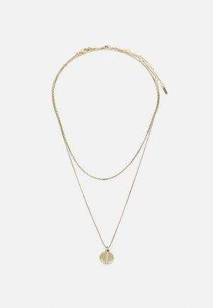 NECKLACE CASEY 2 PACK - Necklace - gold-coloured