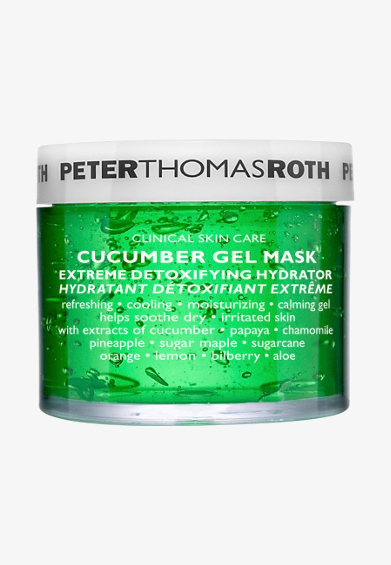 Peter Thomas Roth - CUCUMBER MASK 50ML - Face mask - -