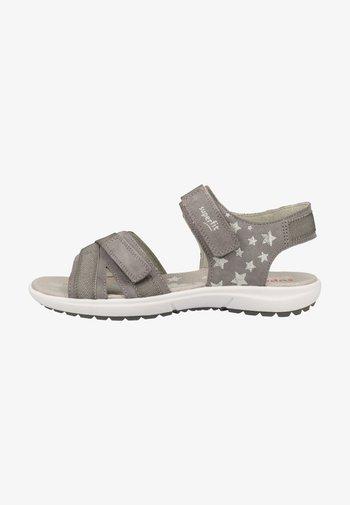 Sandały trekkingowe - light gray