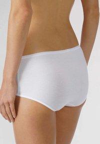 mey - UNTERHOSE SERIE ORGANIC - Pants - white - 1