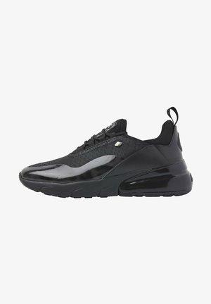 VALEN - Sneakers basse - black leopard/black