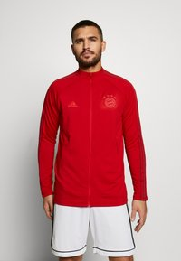adidas Performance - FCB ANTHEM - Club wear - red - 0