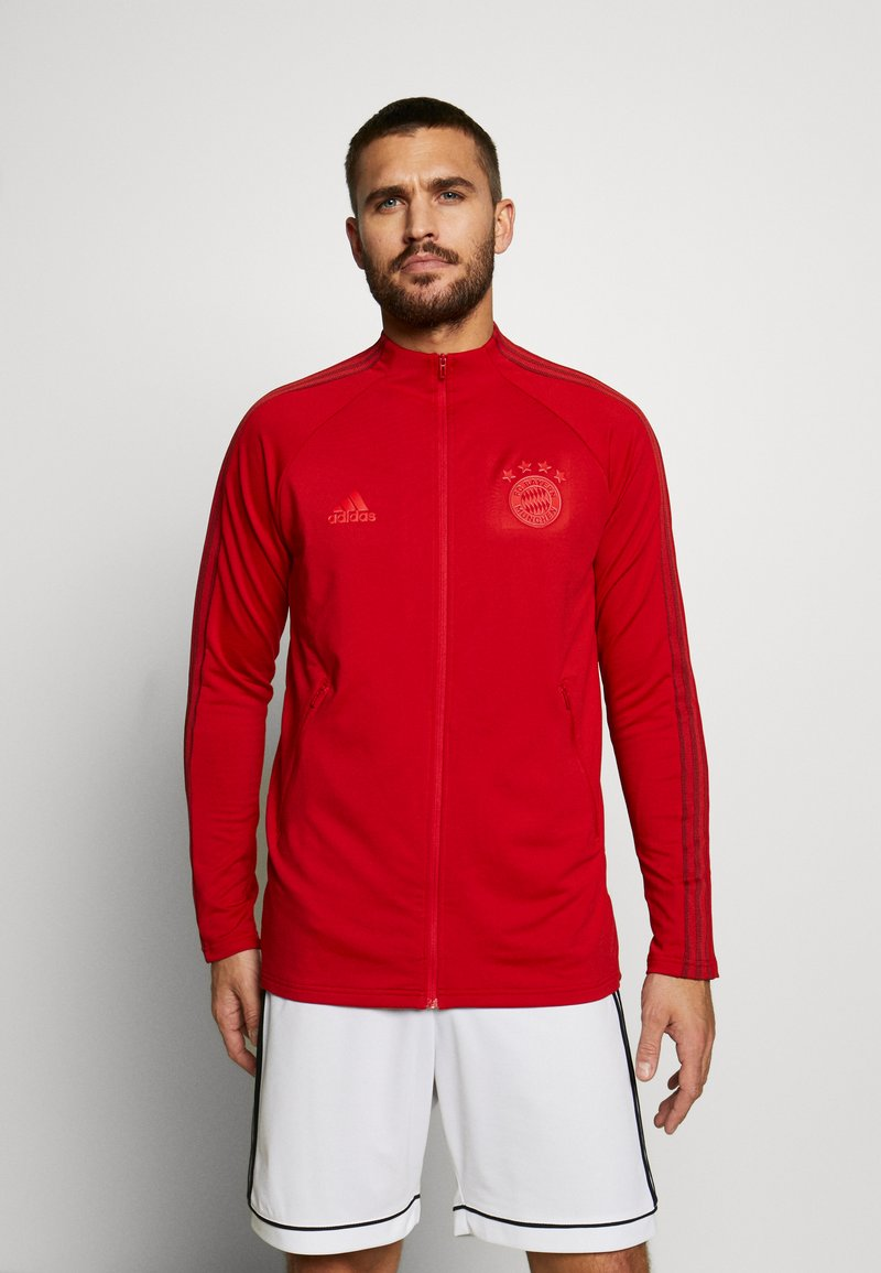 adidas Performance - FCB ANTHEM - Club wear - red