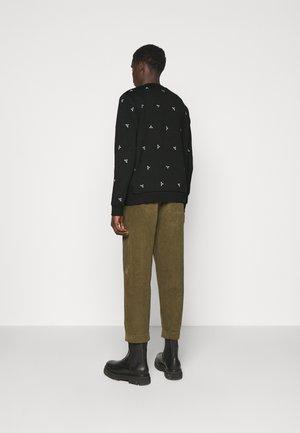 RAINBOW HANGER  - Sweater - black