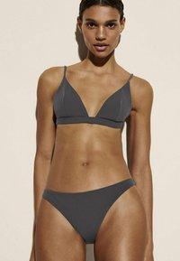 Massimo Dutti - Bikini bottoms - dark blue - 1