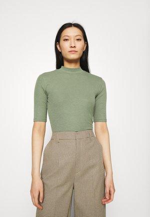 KROWN - Basic T-shirt - sea green