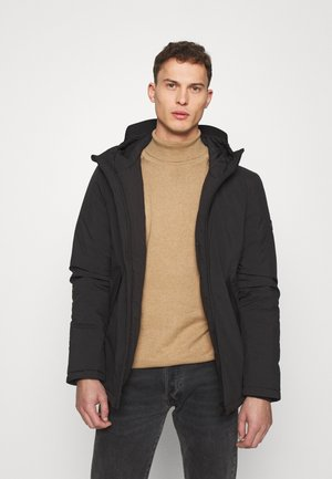 THURE - Winter jacket - black