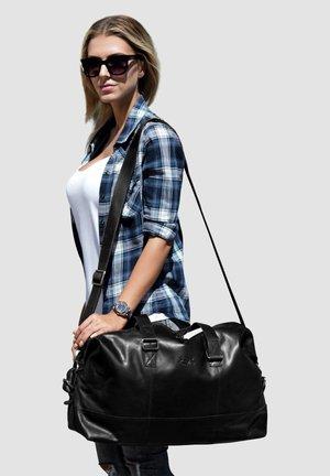 WEEKENDER - YALE - Weekend bag - schwarz