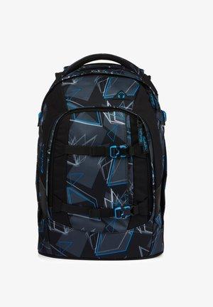 Cartable d'école - blue, blue-black denim, blue denim