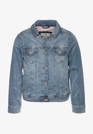 COZY JACKET  - Chaqueta de entretiempo - medium wash
