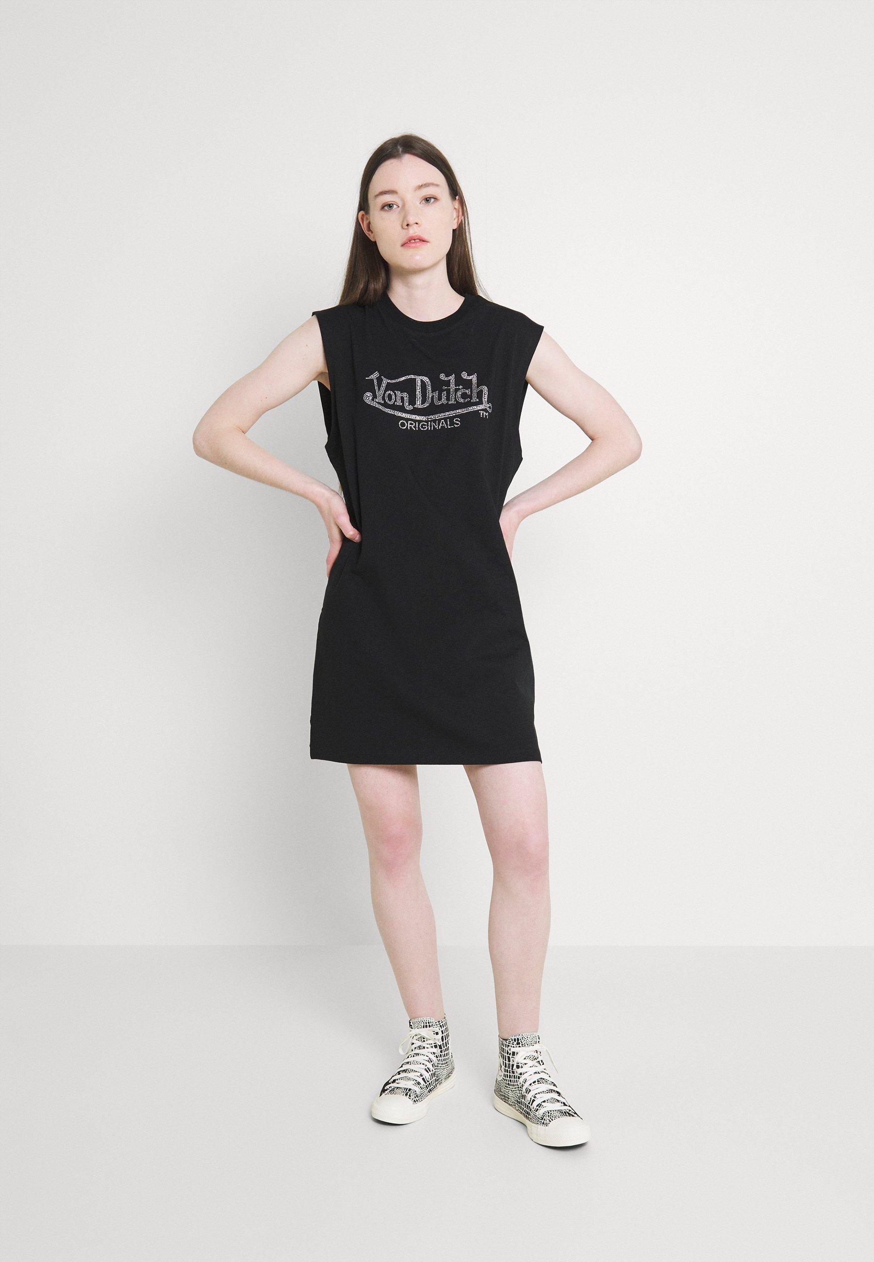 Women RORY DRESS - Jersey dress
