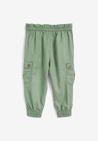 Next - Cargo trousers - khaki - 3