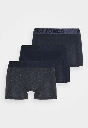 JACJAMES TRUNKS 3 PACK - Pants - navy blazer/blue