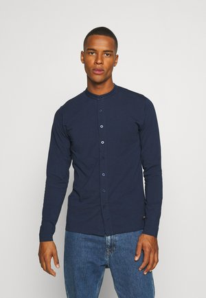 GALLOT GRANDAD - Shirt - navy