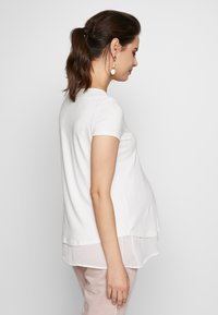 bellybutton - STILL ARM - Camiseta básica - cloud dancer - 2