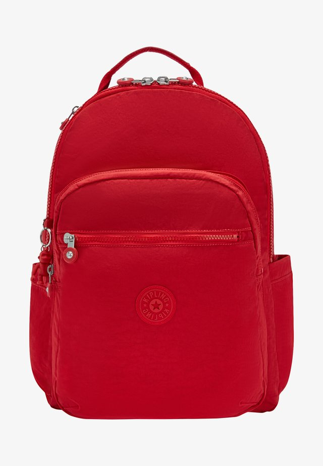 Rucksack - red rouge