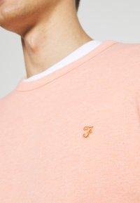 Farah - TIM CREW - Sweatshirts - apricot marl - 5