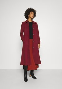 InWear - ZAFIRAH COAT - Classic coat - true red - 1
