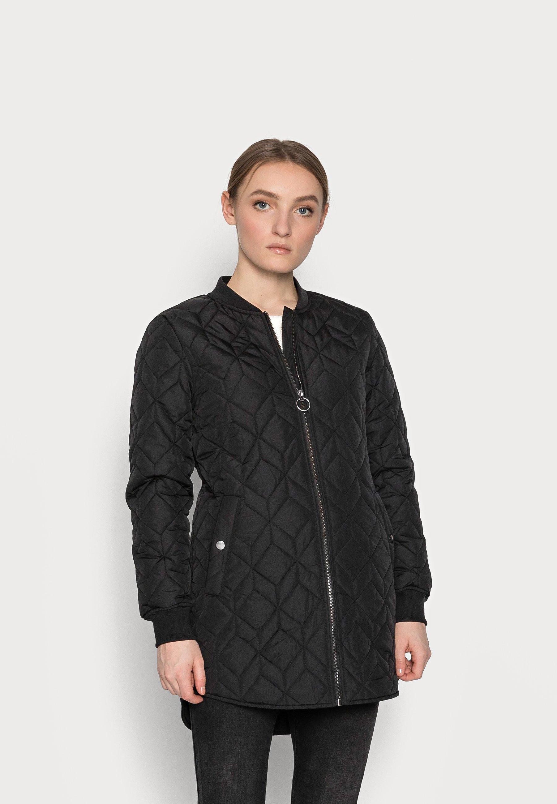 Women ONLALLISON QUILTED LONG - Short coat