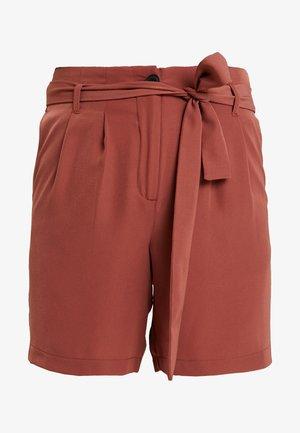 Shorts - mahogany
