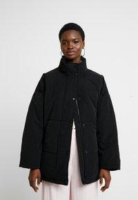 American Vintage - KENIBIRD - Winter jacket - carbone - 0
