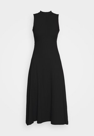 TALIA DRESS - Robe en jersey - schwarz
