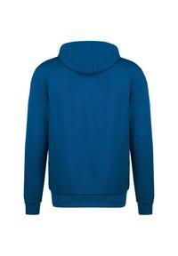 Puma - TEAMGOAL 23 CASUALS TRAININGSJACKE HERREN - Zip-up hoodie - electric blue lemonade - 1