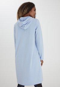 b.young - Jersey dress - brunnera blue melange - 2