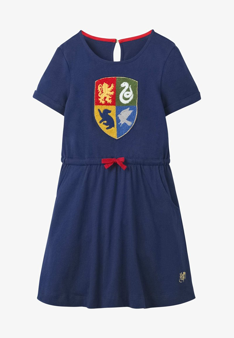 Boden - HARRY POTTER - Jersey dress - dunkelblau