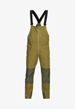 SVALBARD HEAVY DUTY - Trousers - olive drab