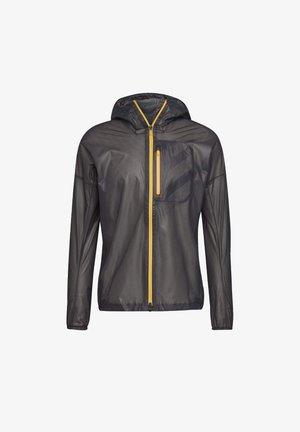 TERREX AGRAVIC RAIN JACKET - Impermeable - black