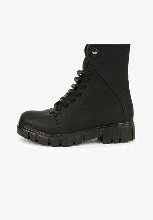 MILITARY - Veterboots - black