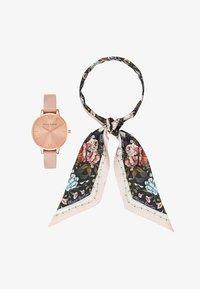 Olivia Burton - SUNRAY DIAL SET - Watch - dusty pink - 3