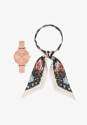 SUNRAY DIAL SET - Watch - dusty pink