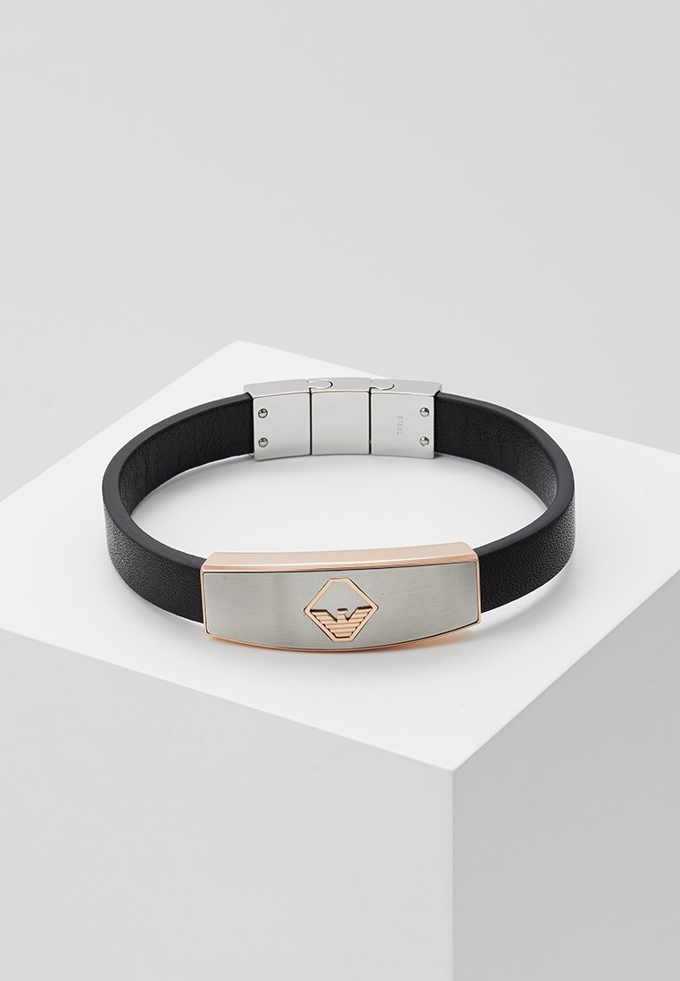 Emporio Armani - Armband - black